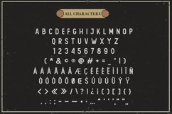 The Foregen - Vintage Sans Serif Product Image 5