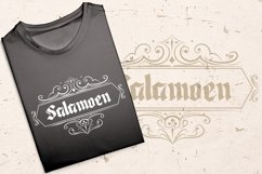 Cardanaya Blackletter Product Image 6