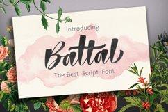 Battal Script Font Product Image 1