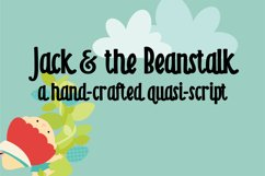 ZP Jack and the Beanstalk Product Image 1