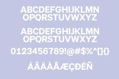 Cedric - a sans serif font Product Image 2