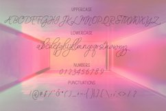 That Girl font duo - a single line, hairline sketch pen font Product Image 4