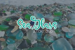 SeaGlass - A Font Duo Product Image 1