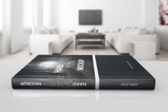 Hardcover Book Mockups Product Image 5