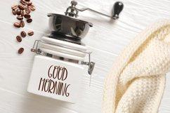 Espresso font Product Image 3