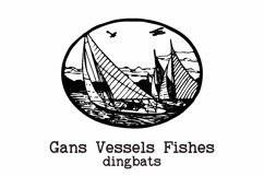 Gans Vessels Fishes Product Image 5