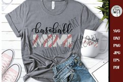 Baseball MIMI svg | baseball mimi SVG, baseball SVG, Product Image 2