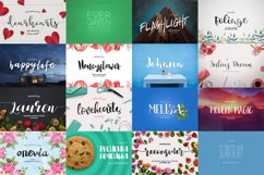 109 in 1 BEST FONT BUNDLE Product Image 3