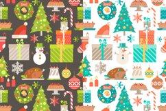 Christmas vector flat set Product Image 5