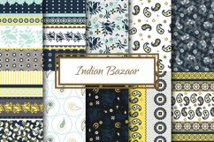 Indian Bazaar Seamless Patterns Product Image 3