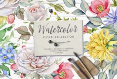 15OFF. Watercolor Floral Collection Product Image 1