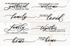 Family Sign Bundle, Family Quotes Bundle, Sign Maker Bundle Product Image 1