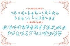 Fancy Finesse Lettering - Perfect for Monograms! Product Image 2