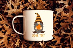 Fall gnome svg Gnomes fall svg Gnome clipart Fall clipart Product Image 6
