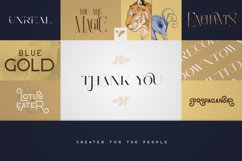 Bestseller Font Collection Vol.02 Product Image 2