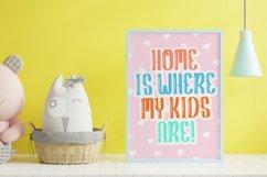 Shiny Kids - Playful Display Font Product Image 15