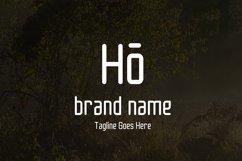 Tallo Font  Product Image 4