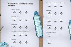 35 Plastics Resin Symbol Icon SVG AI EPS Product Image 2