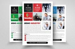 Business Marketing Management Flyers Product Image 1