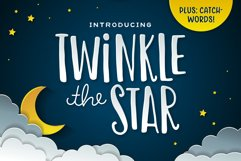Twinkle the Star Font Product Image 1