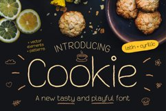 Cookie Font Product Image 1