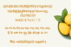 Orange Grove Script Product Image 3
