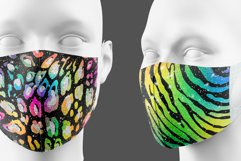 Face Mask Designs Sublimation Product Image 2