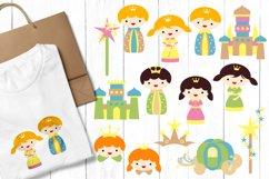 Just For Girls Clip Art Illustrations Huge Bundle Product Image 6
