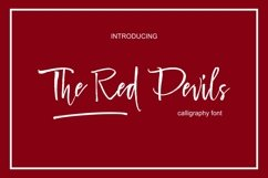 red devils Product Image 2