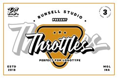 Throttles Product Image 1