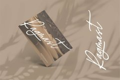 Web Font Mallakay - Beauty Script Font Product Image 3