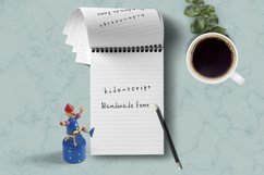 Kido-script handmade font Product Image 1