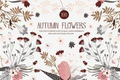 Autumn Flowers Product Image 1