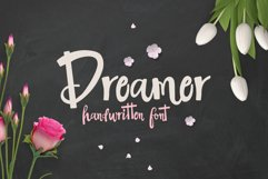 The Dreamer Font Product Image 1