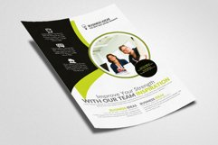 Information Technology Consultants Flyer Templates Product Image 2