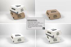 VOL.1 Food Box Packaging MockUps Product Image 3