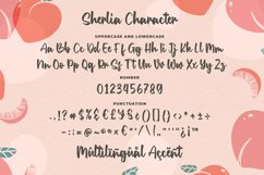 Sherlia a Modern Calligraphy Font Product Image 6