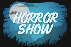 Horror Show Product Image 1