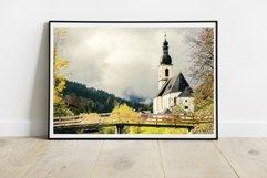 Old Church - Wall Art - Digital Print Product Image 2