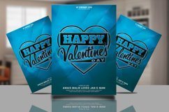 Valentines Flyer Psd Product Image 1