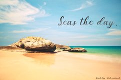 Beach DayScript Font Product Image 4