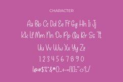 lettering, hand, handwritten, font, lettering, hand, handwri Product Image 2