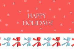 Holiday packing tapes and ribbons/ png. jpeg. eps10. ai Product Image 2