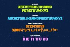 GAMERIA - Block Font Product Image 5