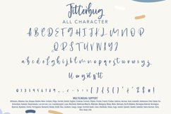 Jitterbug - Beauty Handwritten Font Product Image 4