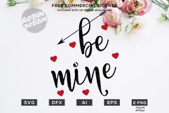Be Mine Design for T-Shirt, Hoodies, Mugs and more Product Image 1