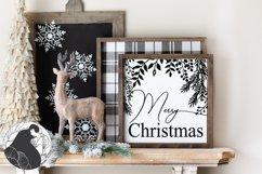 Christmas SVG, Merry Christmas SVG Cut File Product Image 1