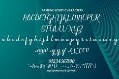 Fastline Script Product Image 4
