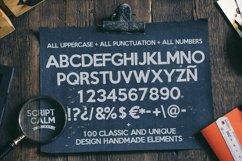 Script Calm  100 Elements  Bonus Product Image 4