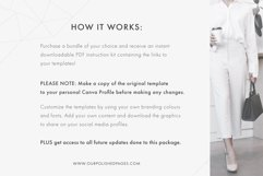 Welcome Packet Canva Template Product Image 4